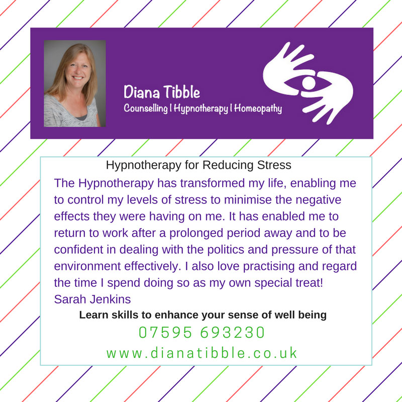 Introduction to Self-Hypnosis workshop, with Diana Tibble